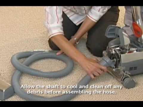 Kirby Sentria Vacuum Owner Part