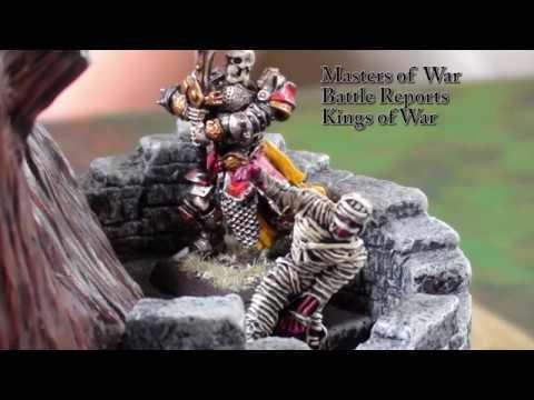 Kings of War Kingdoms of Men Tactical Breakdown