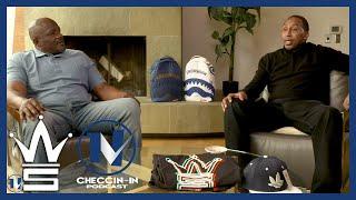 Stephen A. Smith and Big U Full Interview (BIG U x WSHH CHECC'N-IN)