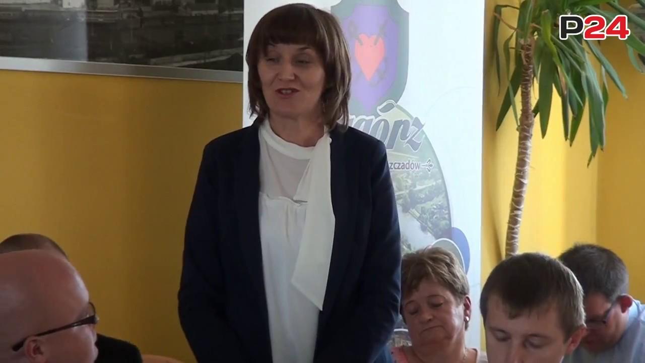 ZAGÓRZ: Anna Łuc nowym skarbnikiem.