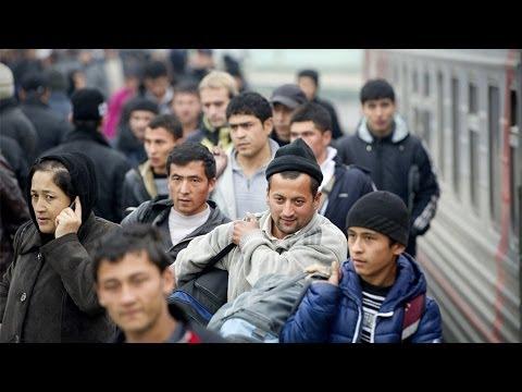 Положение мигрантов в Хабаровском крае. Утро с Губернией. GuberniaTV