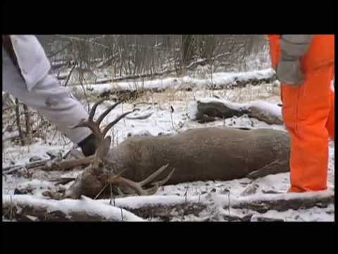 "Huge 191"" Whitetail Deer Hunting Canada Chambered for the Wild"" with Jim Benton Saskatchewan"