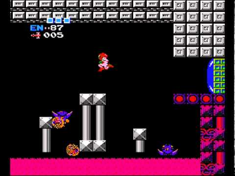 Metroid (NES) - Full Game