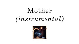 09. Mother (instrumental cover + sheet music) - Tori Amos