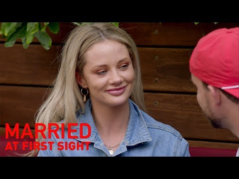 Jess And Dan Go On A Secret Date | MAFS 2019