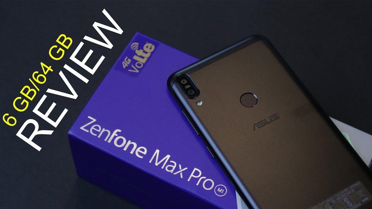 Pubg Wallpaper For Asus Zenfone Max Pro M1: Asus Zenfone Max Pro M1 6GB / 64GB Review
