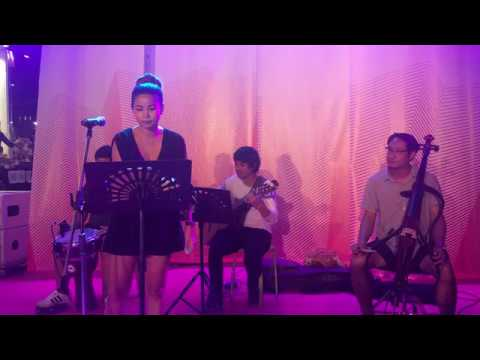 Anna & Hasha - I've Found Myself in Love with You (Live at NAP, Chiang Mai 2018)