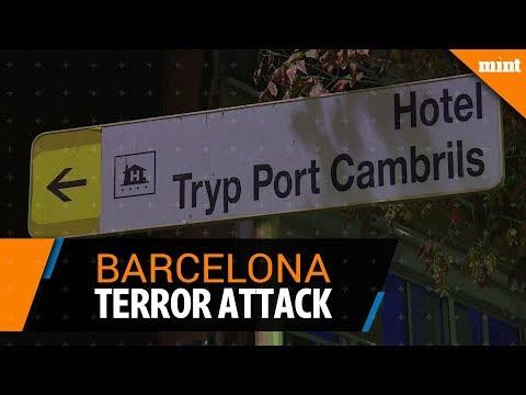Barcelona terror attack leaves 13 dead, 100 injured