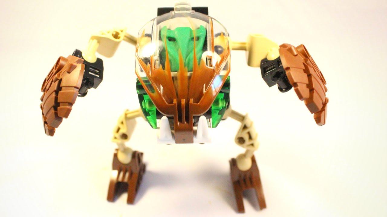 Lego Bionicle Build Review Pahrak Bohrok 8650 Youtube
