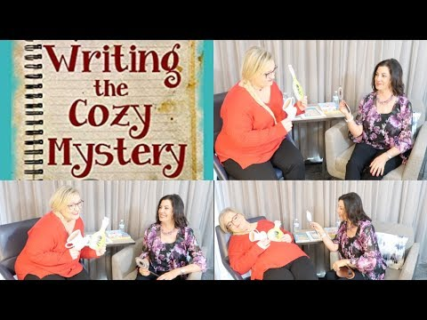 NANCY J. COHEN INTERVIEW | HOW TO WRITE COZY MYSTERIES