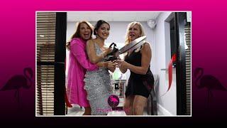 Xera Luxe Grand Opening with Jill Zarin