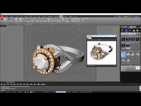 RhinoGold 6  Communication   Render Studio