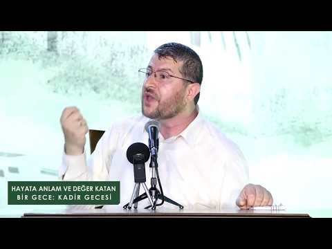 ALLAH'IN DİNİ İÇİN NE YAPTIN? & MUHAMMED EMİN YILDIRIM
