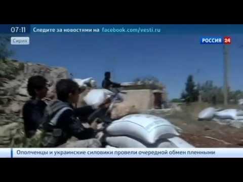 Боевики ИГИЛ в