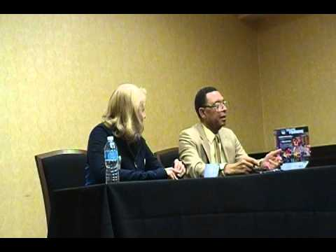 Slagacon 2013 Voice Actors Panel with Arlene Banas and Buster Jones