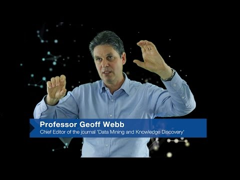 Geoff Webb - Analysis And Mining Large Data Sets