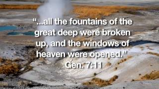 What really caused Noah's Flood?