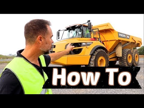 Thumbnail: How to get Started running Heavy equipment, Excavating, Landscaping, Construction & outdoor services