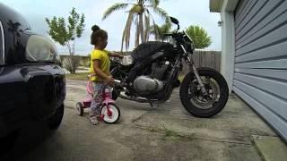 Mya riding