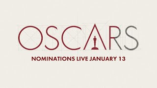 Watch Live Broadcast of 92nd Oscar Nominations 2020
