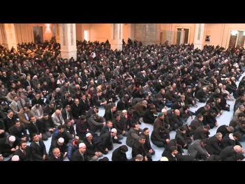 Cuma Hutbesi Söz Ahlakı 22 Ocak 2016