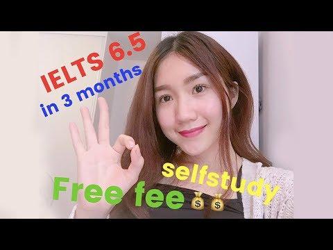 TỰ HỌC IELTS 6.5 trong 3 tháng với chi phí 0đ