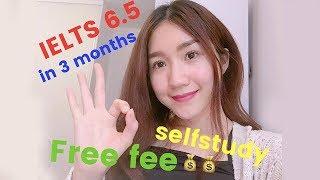 TỰ HỌC IELTS 6.5 trong 3 tháng với chi phí 0đ | Self-study IELTS 6.5 in 3 months with 0$ - Lazy Nhi