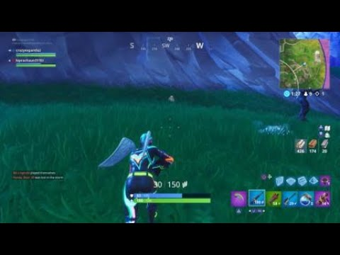 Fortnite rocket limit