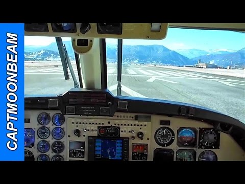 King Air 350 Takeoff Eagle Colorado, Dangerous Airports