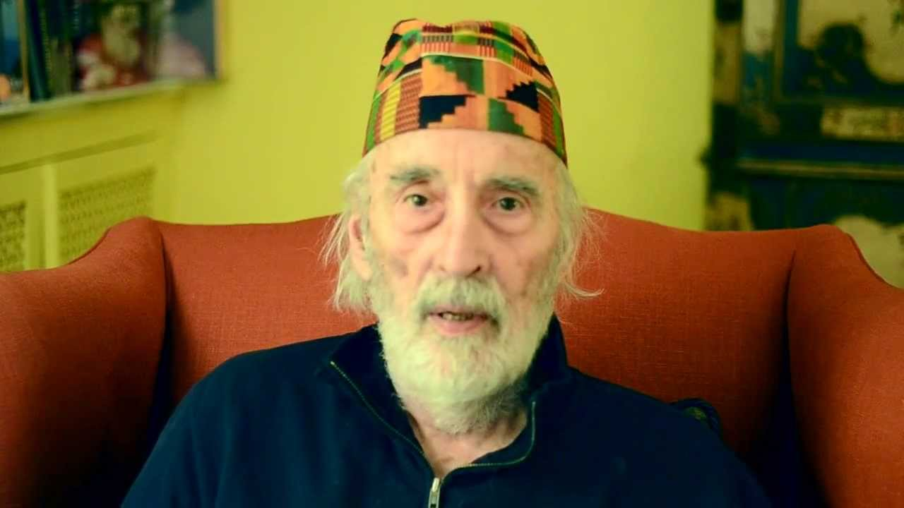 Christopher Lee Christmas Message 2013 YouTube