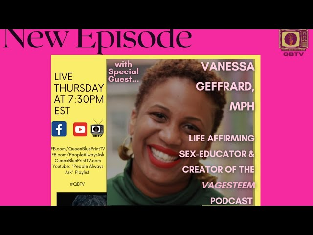 People Always Ask... What IS a Healthy Relationship? w/ Guest Vannessa Geffrard, MPH