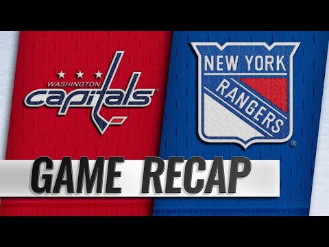 Caps come back from early deficit, beat Rangers, 5-3