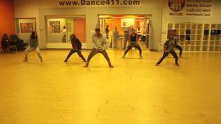 Wale ft. Miguel - Lotus Flower Bomb (Jeremy Strong Choreography)