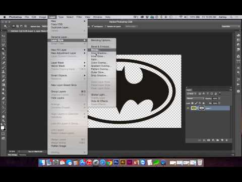 How to Quickly Convert a JPG to a Transparent PNG in Photoshop