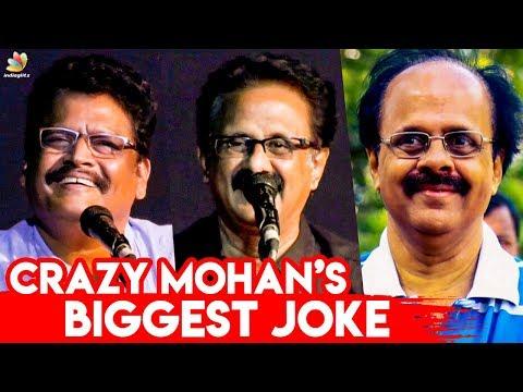 Unforgettable Honeymoon Comedy I Maadhu Balaji, KS Ravikumar I Crazy Mohan Memorial Event