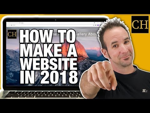 How to Make a WordPress Website in 2018 (FOR BEGINNERS) + FREE Bonuses