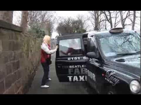 Take a Fab Four Taxi Tour around the Beatles' Liverpool