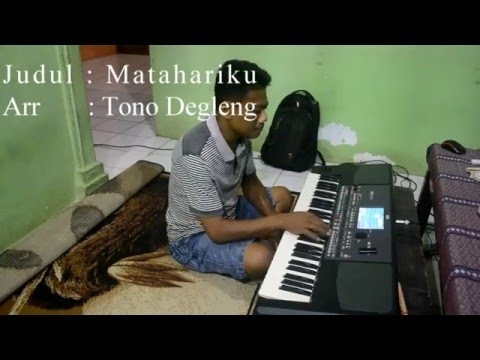 Primadona Musik - Matahariku (Korg PA600)