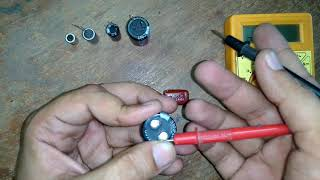 Testing of Capacitor in Hindi (How to check capacitor) in हिंदी PK Expert