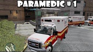 GTA IV - Business Mod :Paramedic / Paramédico # 1