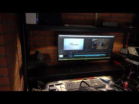 El mejor Monitor UltraWide económico para editar foto y vídeo