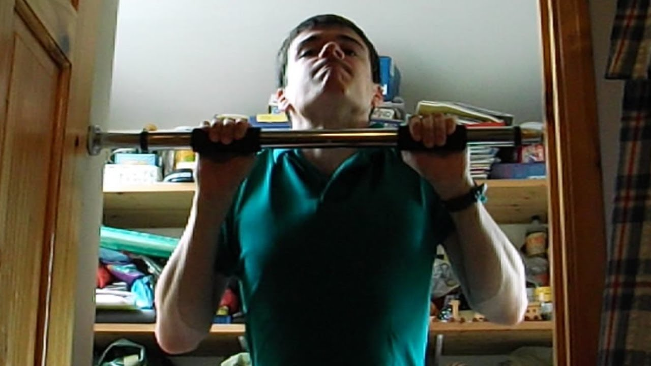 & BodyMax Chinup/Pullup bar review - YouTube Pezcame.Com