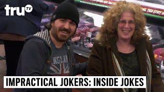 Impractical Jokers: Inside Jokes - Q's Guessing Game | truTV