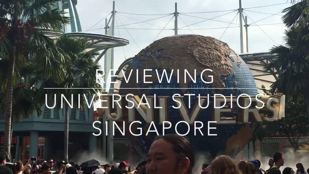 Jurassic Park The Ride , Universal Studios Singapore, I ...