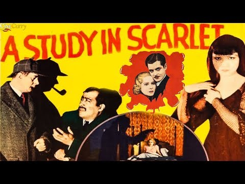 A Study In Scarlet (1933) | Reginald Owen, Anna May Wong | Mystery Thriller  Hollywood Movie