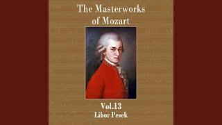 Piano Concerto No. 1 in F major K37: II. Andante
