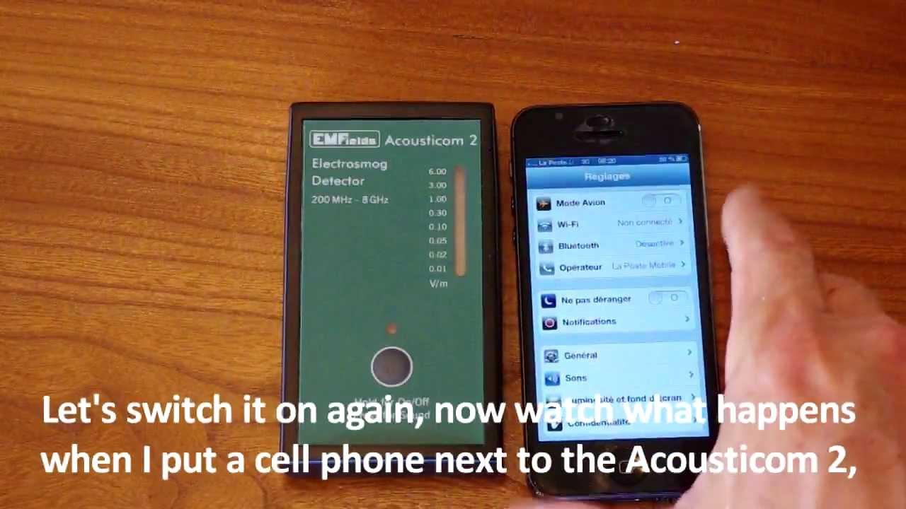 Acousticom 2 Emf Meter My Review