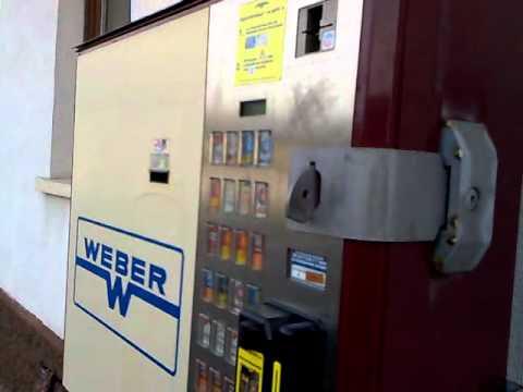 zigarettenautomat knacken video