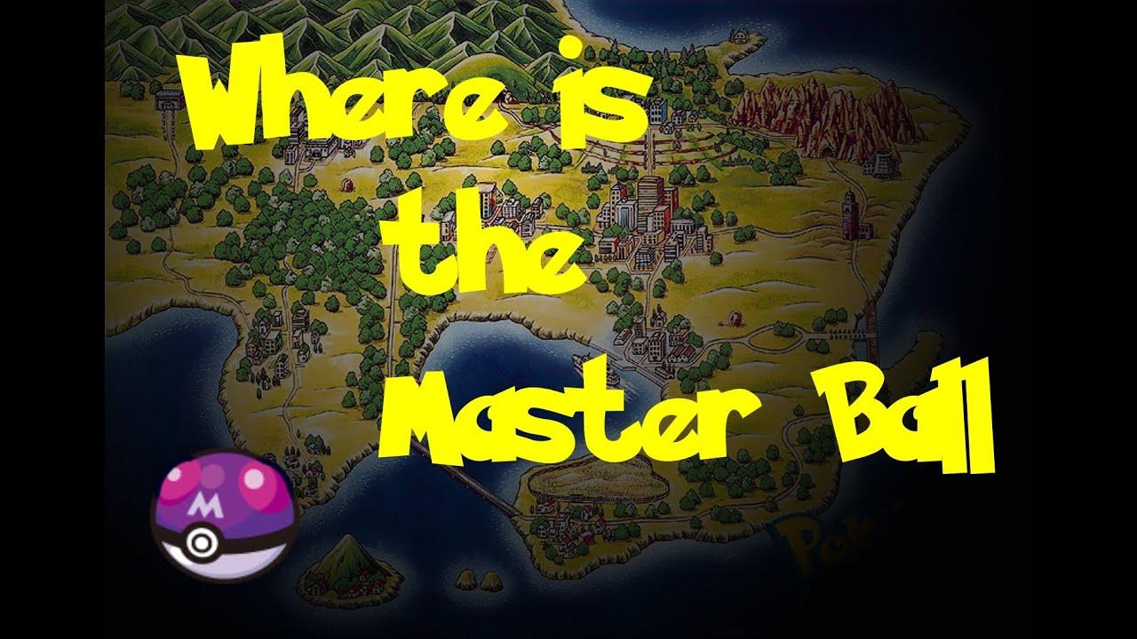 Pokemon Fire Red Master Ball Cheat | PokemonCoders