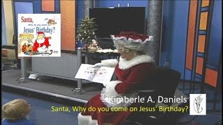 APN TV Media 42 (Clip)  A Dear Santa Reading by Mrs. Claus